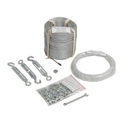 КУСЗ-25, комплект для укрепления сетчатых заграждений